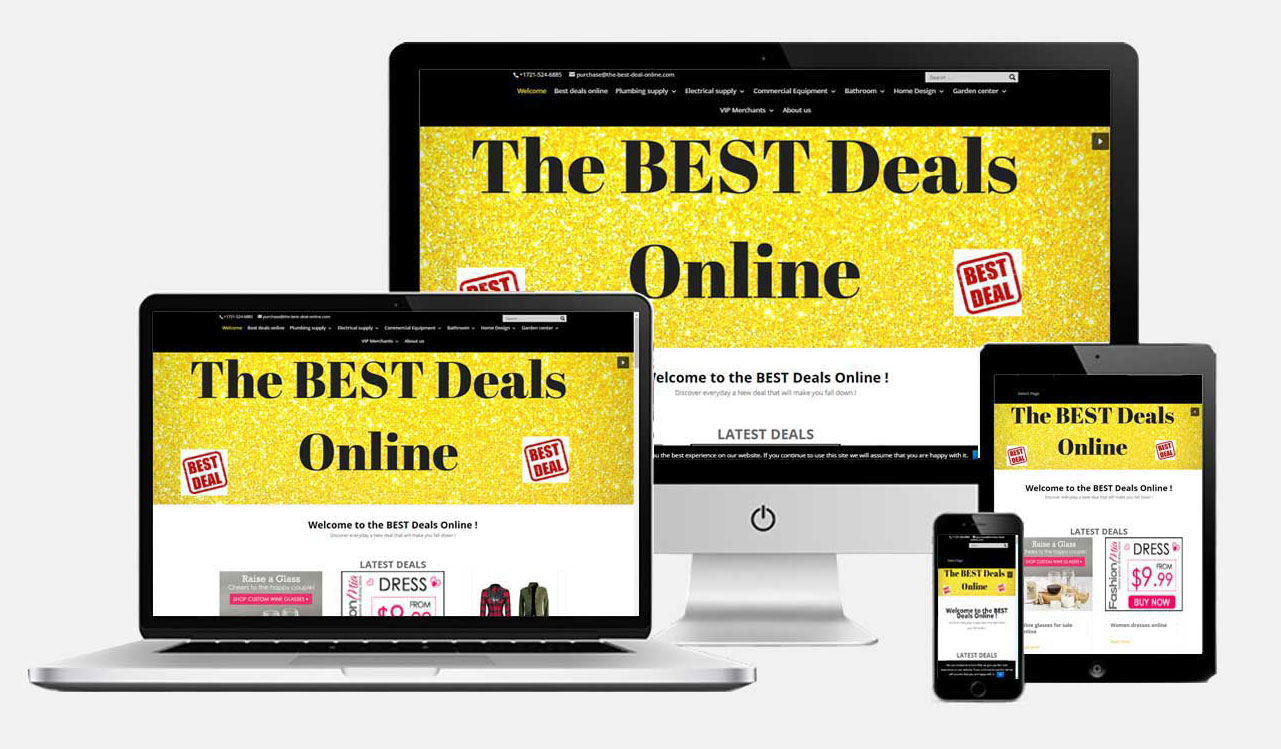 The best deal online
